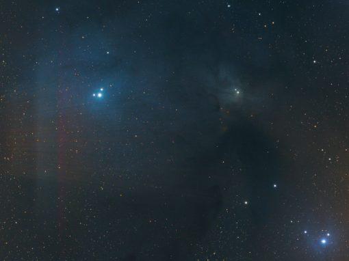 IC 4604 Rho Ophiuchu