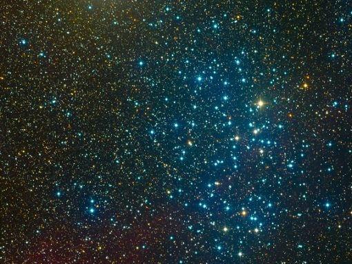NGC 3532 Wishing Well Cluster